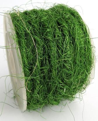 Sisal Rope Dark Green 3 4mm X 10m  | Growing Child